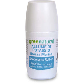 Deodorante Roll On Brezza Marina Greenatural - BellaNaturale