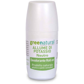 Deodorante Roll On Neutro Greenatural - BellaNaturale