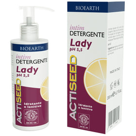 Detergente Intimo Lady pH5.5 Bioearth