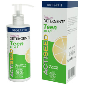 Detergente Intimo Teen pH4.5 Bioearth BellaNaturale Bioprofumeria
