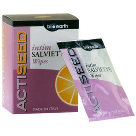 Salviette Intime Bioearth - BellaNaturale Bioprofumeria