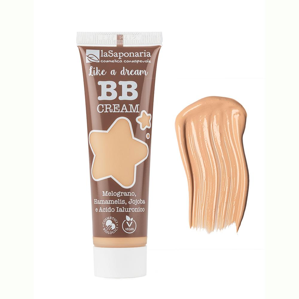 BB Cream Like a Dream La Saponaria - BellaNaturale Bioprofumeria