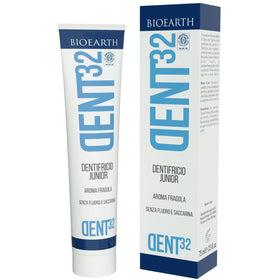 Dentifricio Junior Fragola Bioearth