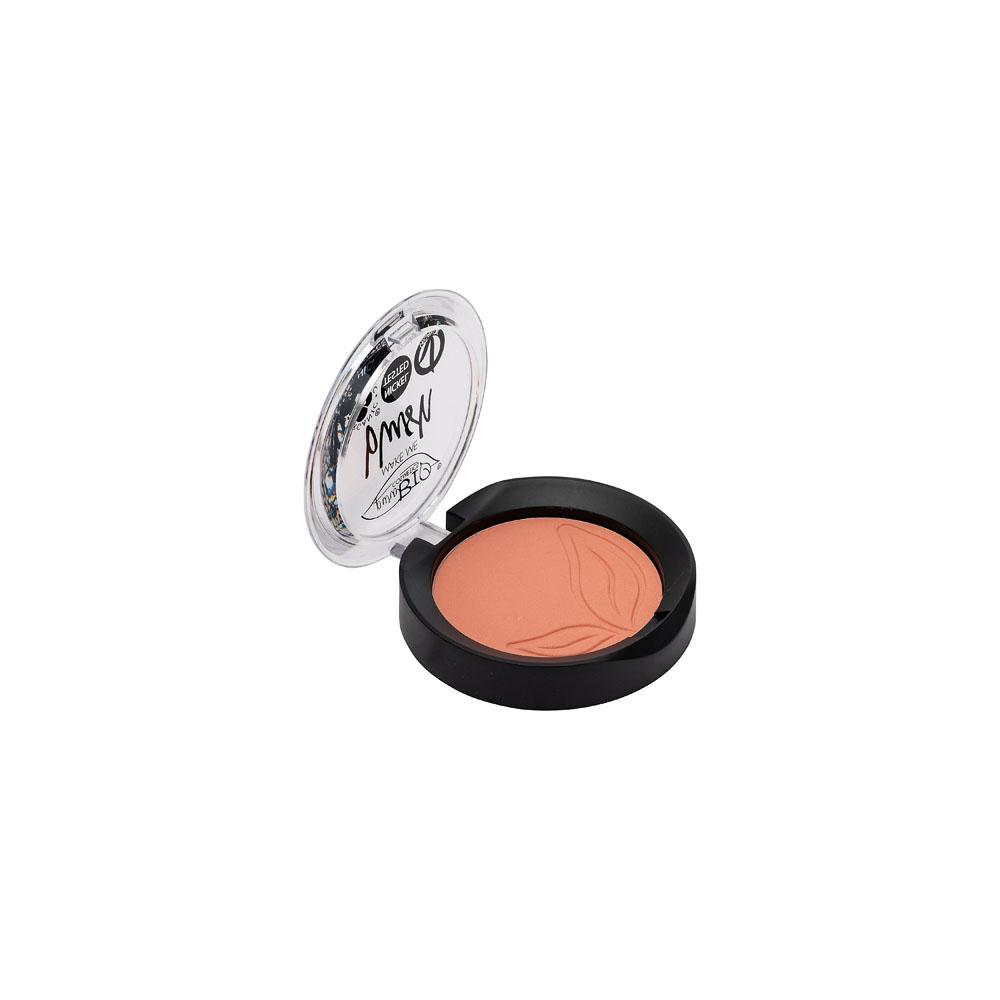 Blush 2 Rosa Corallo Purobio Cosmetics BellaNaturale Bioprofumeria