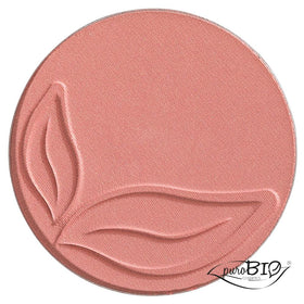 Blush 1 Rosa Satinato Purobio Cosmetics BellaNaturale Bioprofumeria