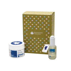 Kit Uomo Barba Note Speziate Biofficina Toscana
