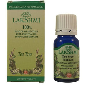 Tea Tree Olio Essenziale Lakshmi - BellaNaturale Bioprofumeria