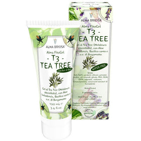 Gel Tea Tree Alma Briosa - BellaNaturale Bio profumeria