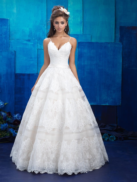 Allure Bridals Style 9400