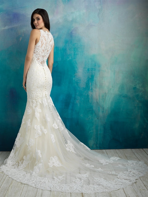 Allure Bridals Style 9504