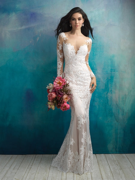 Allure Bridals Style 9506