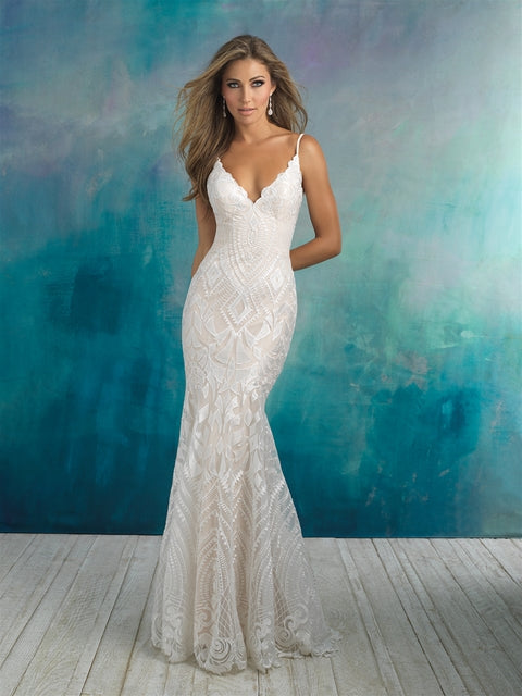 Allure Bridals Style 9508