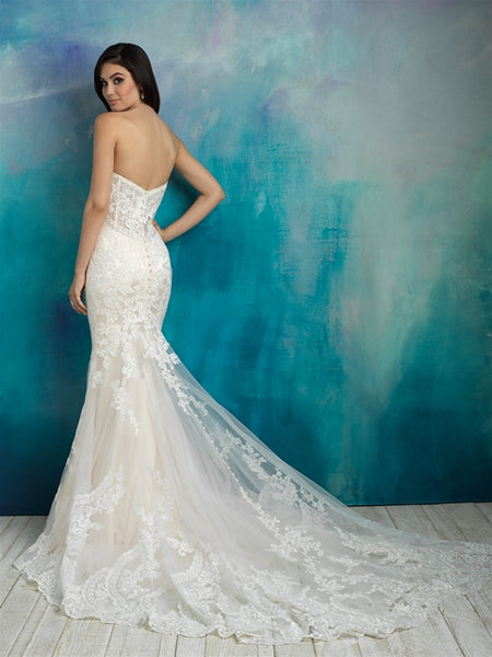 Allure Bridals Style 9516