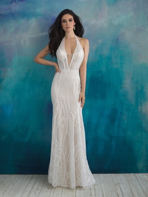 Allure Bridals Style 9522