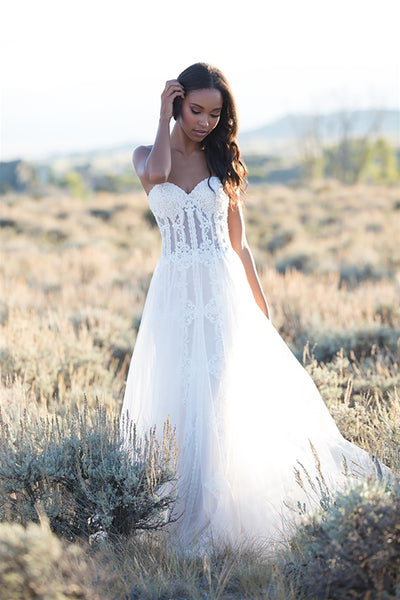 Allure Bridals Style 9523