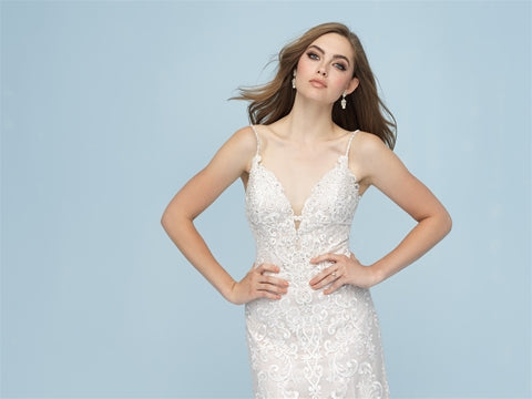 Allure Bridals Style 9605