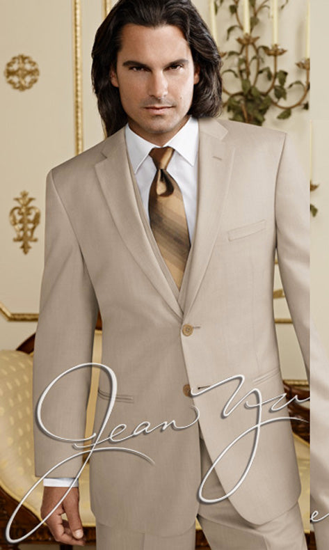 Royal Tuxedos - Jean Yves - Tan Ceremonia