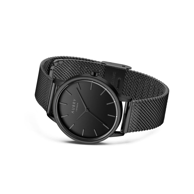 Aubry Vegan Watch AL33001 Side