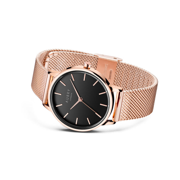 Aubry Vegan Watch AL33003 Side