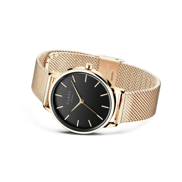 Aubry Vegan Watch AL33005 Side