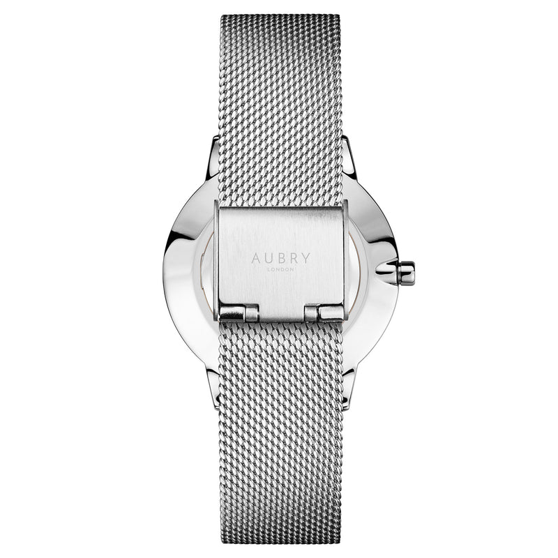 Aubry Vegan Watch AL33007 Back