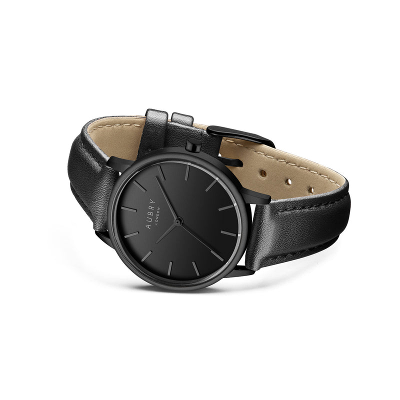 Petite Vegan Leather 33mm