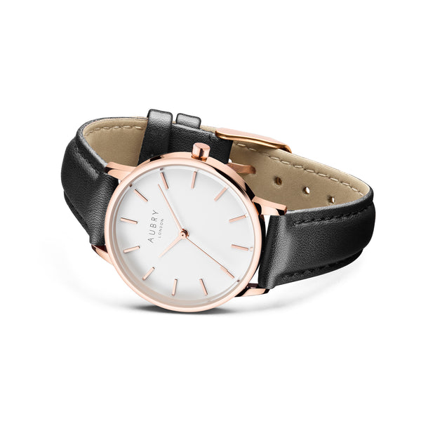 Aubry Vegan Watch AL33009 Side