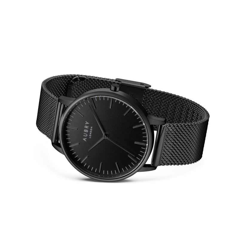 Aubry Vegan Watch AL38001 Side