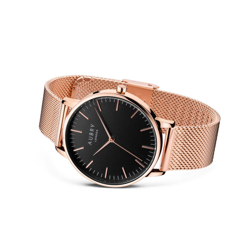 Aubry Vegan Watch AL38003 Side