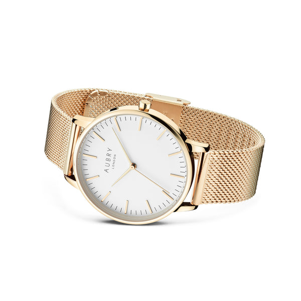 Aubry Vegan Watch AL38004 Side