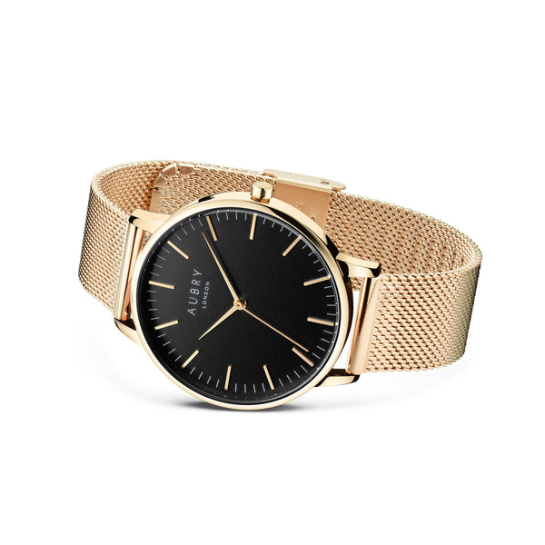 Aubry Vegan Watch AL38005 Side