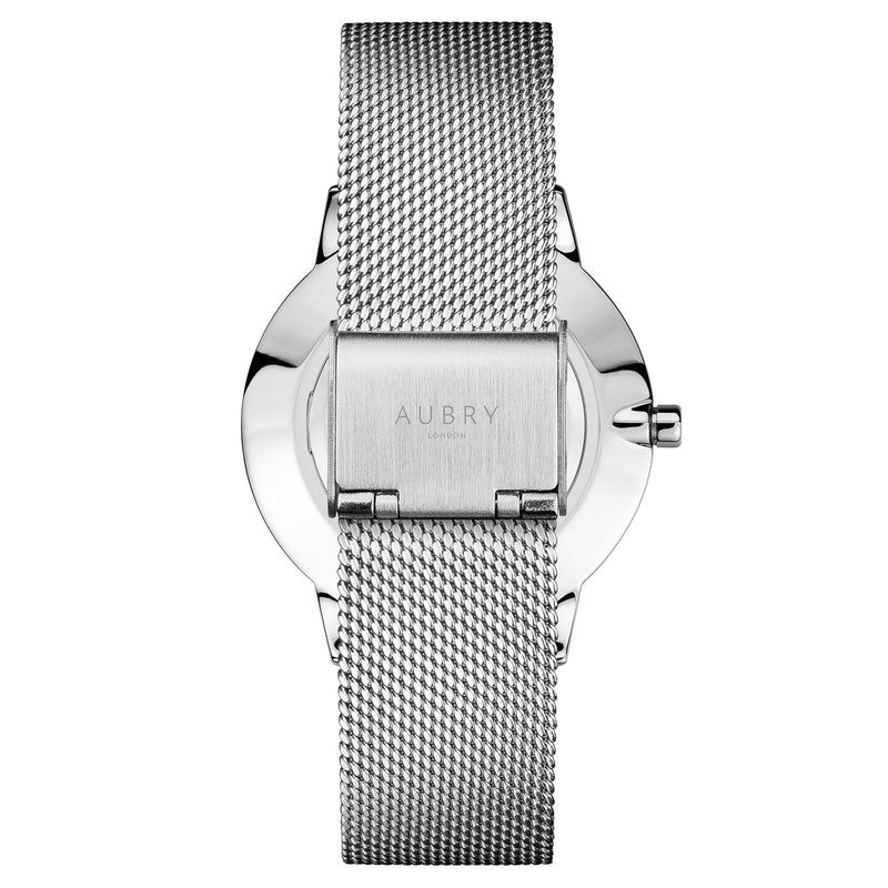 Aubry Vegan Watch AL38007 Back
