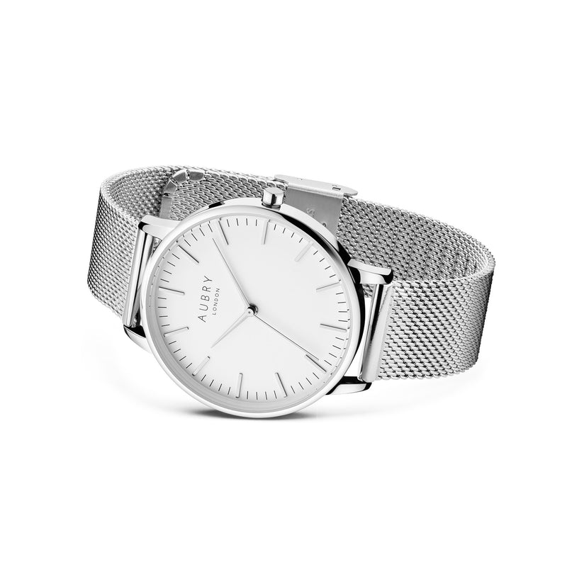 Aubry Vegan Watch AL38006 Side