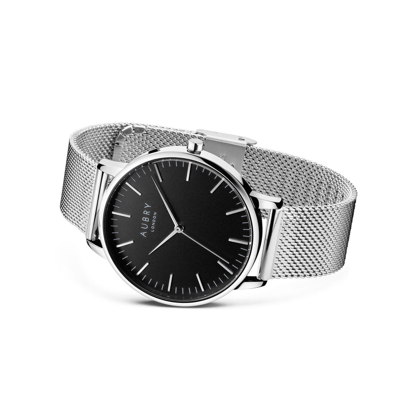 Aubry Vegan Watch AL38007 Side