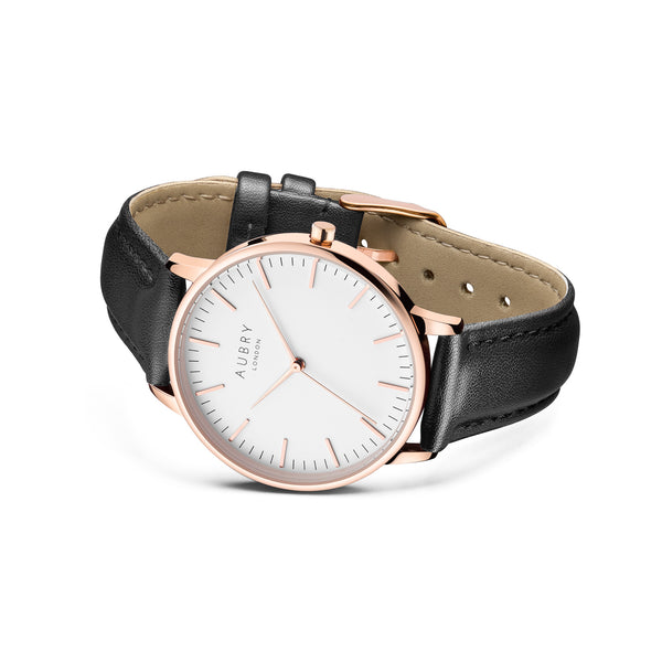 Aubry Vegan Watch AL38009 Side