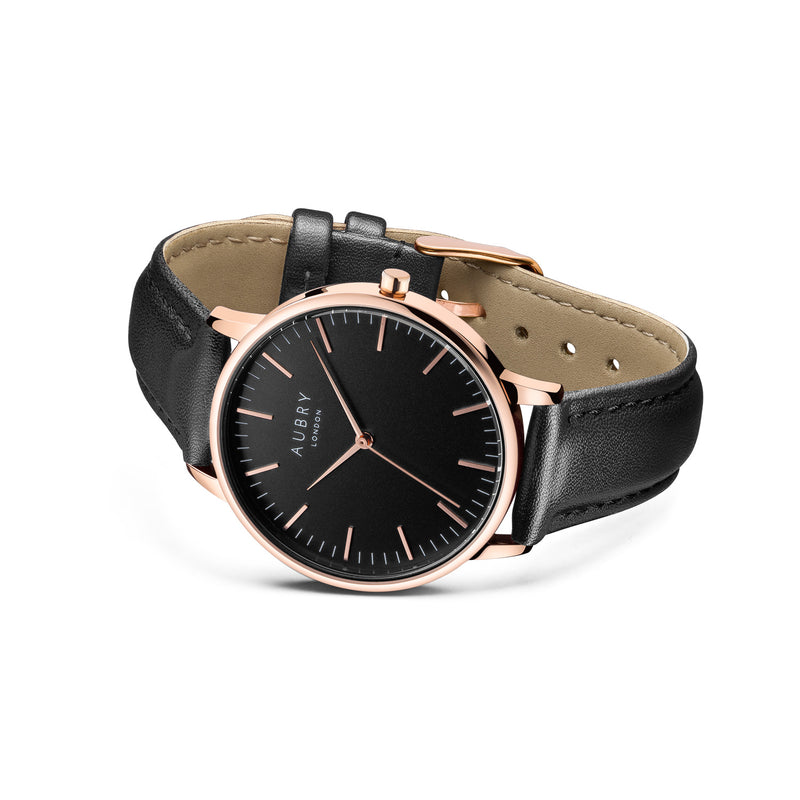 Aubry Vegan Watch AL38010 Side