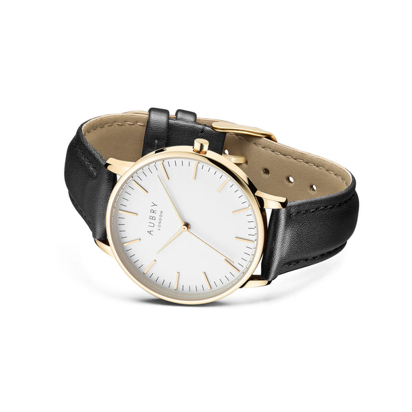 Aubry Vegan Watch AL38011 Side
