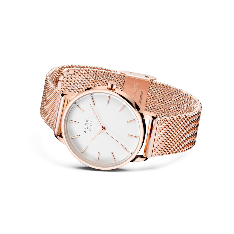 Aubry Vegan Watch AL33002 Side