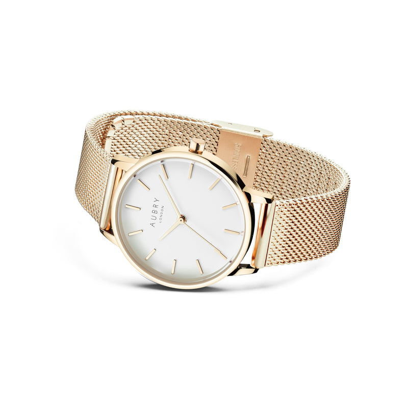 Aubry Vegan Watch AL33004 Side