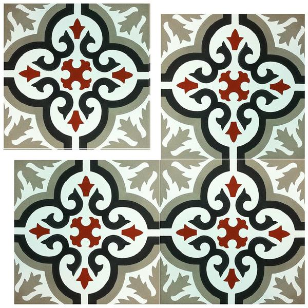 Shopping Cement Tile