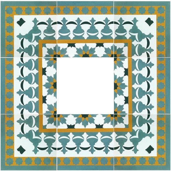 Border and Corner N20B-003