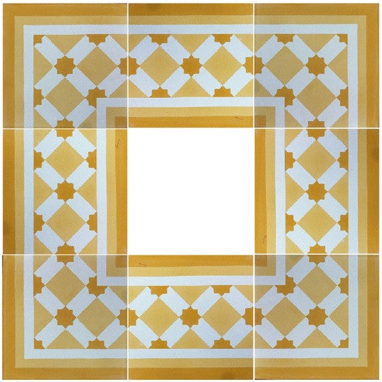 Border and Corner N20C-007