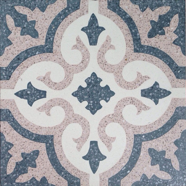 Terrazzo Cement Tile | Affordable Cement Tile | Handmade