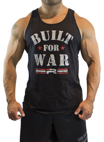 BUILT FOR WAR - Tank