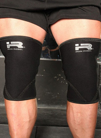 Performance Knee Sleeves - Black
