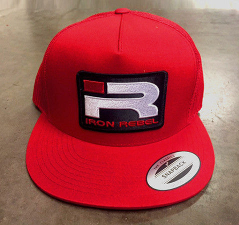 SIGNATURE LOGO - Trucker (Red)
