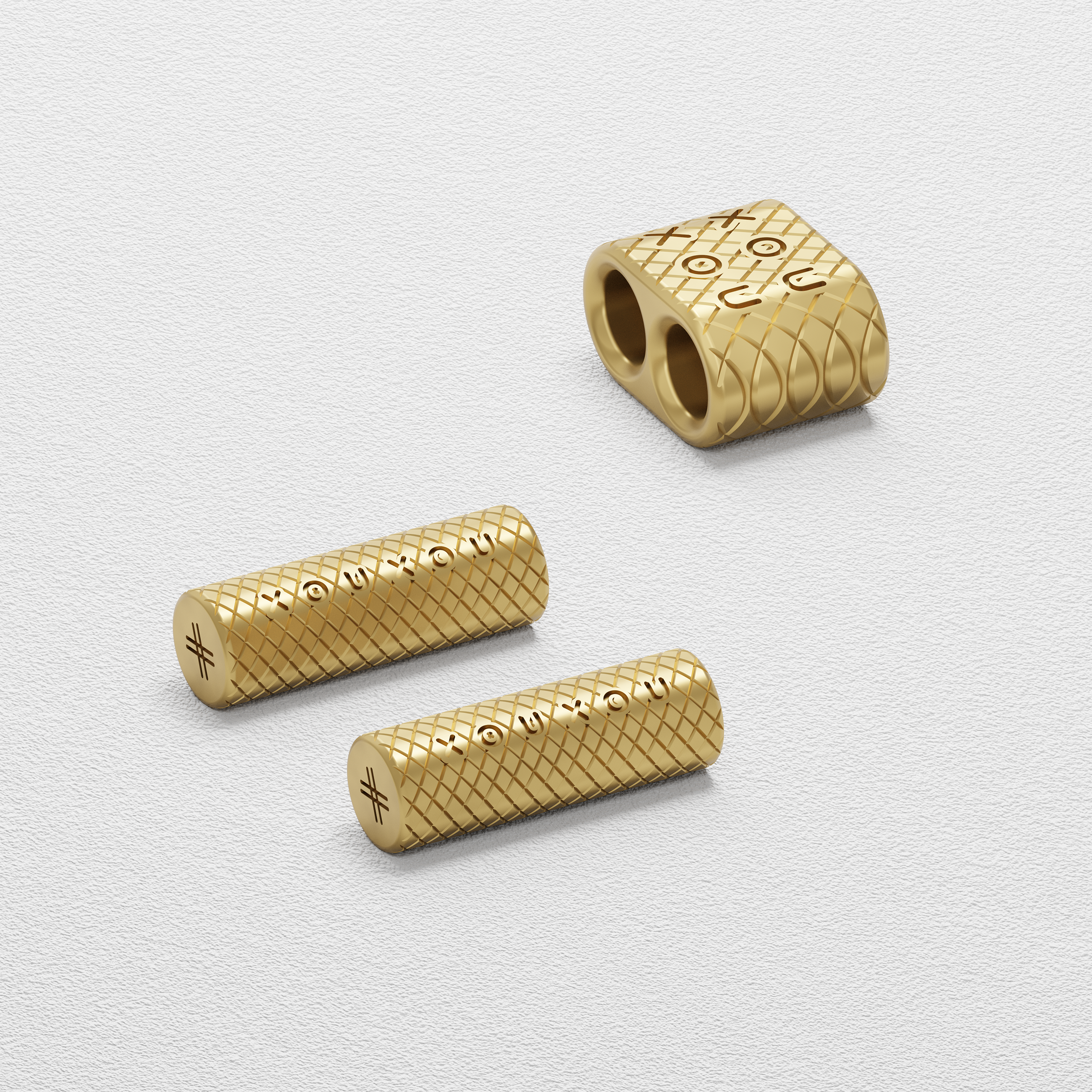 Brass Modular Rope Metal Parts