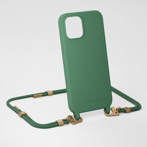 Sage Silicone Case + Carabiner Rope