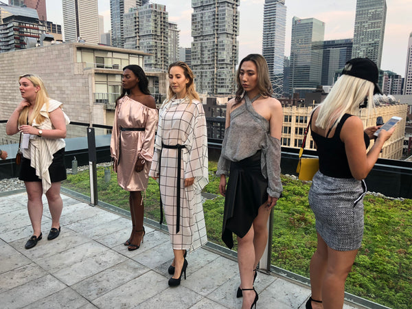Toronto Startup Fashion Week Preview Party