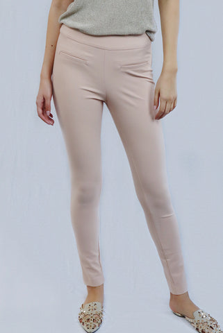 Blush Pink Cara Pants